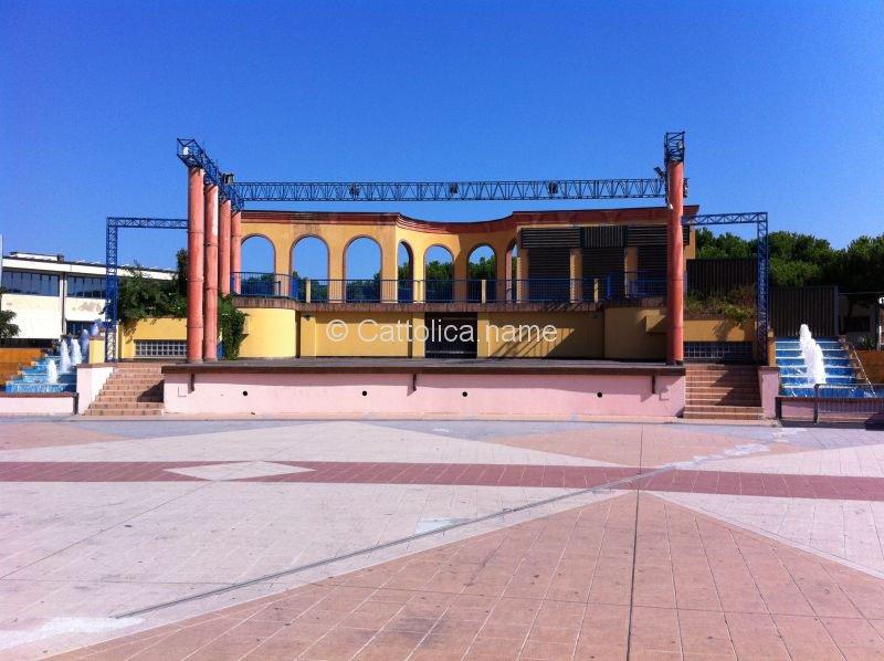Arena della Regina di Cattolica (RN)