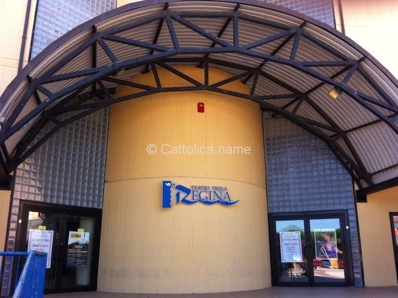 Teatro della Regina a Cattolica (RN)