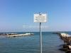 Foce fiume Ventena a Cattolica (RN)