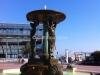 Fontana delle sirene Cattolica Piazza 1 maggio