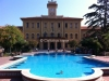 Municipio di Cattolica (RN) e fontana