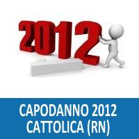 Capodanno 2012 Cattolica (RN)