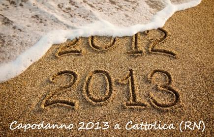Capodanno 2013 Cattolica (Rimini)
