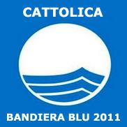 Cattolica Bandiera Blu 2011 Spiagge