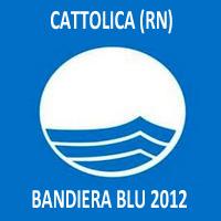 Bandiera Blu 2012 Cattolica (Rimini)