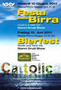 Festa della Birra Cattolica 2011