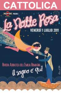 La Notte Rosa 2011 Cattolica