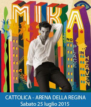 Concerto Mika Cattolica 2015