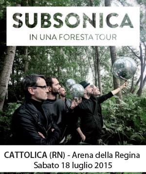 Concerto Subsonica Cattolica 2015
